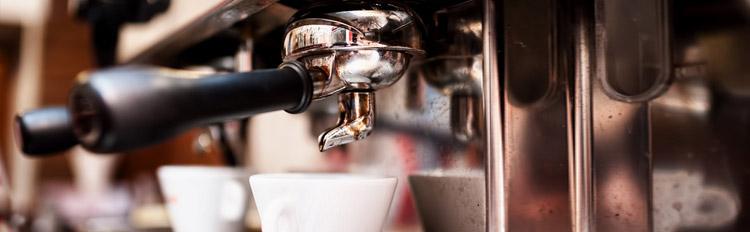 Hier gibt's Kaffee!