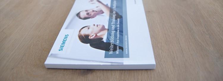 Siemens AG Healthcare Sector | Booklets DE/EN