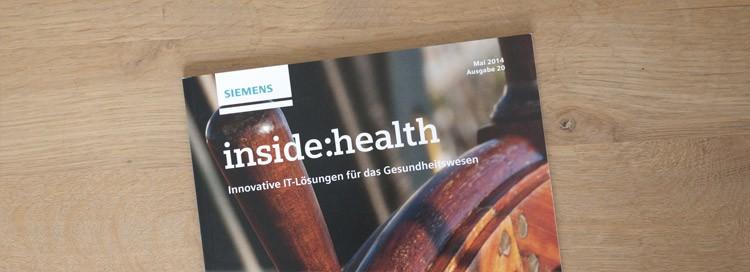 Siemens Healthcare GmbH | Kundenmagazine