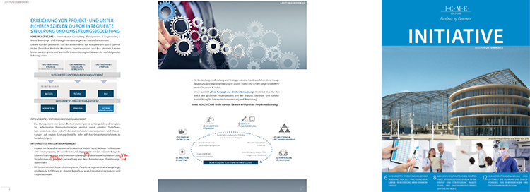ICME Healthcare | Kundenmagazin