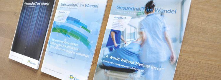 CERNER HEALTH SERVICES | Kundenmagazin