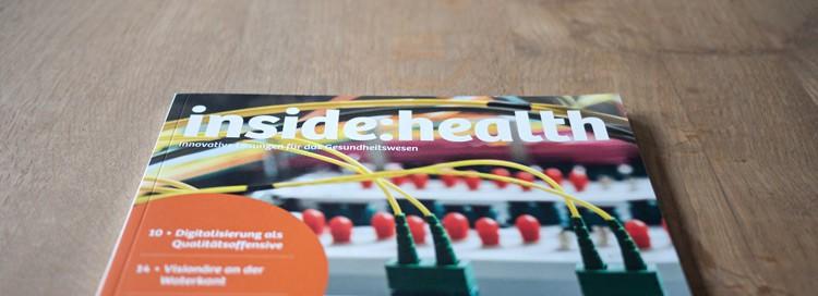 Siemens Healthcare GmbH | Kundenzeitschrift inside:health