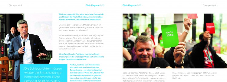 BMI SystemPartner Fußball Interview Merk
