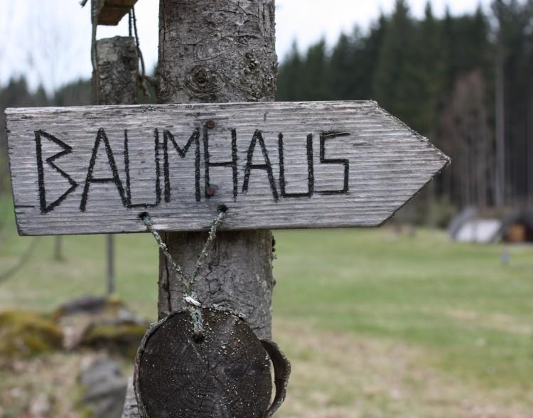 Wildniscamp Bayerischer Wald Falkenstein Reise