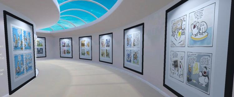 Virtuelles Comicmuseum Erlangen