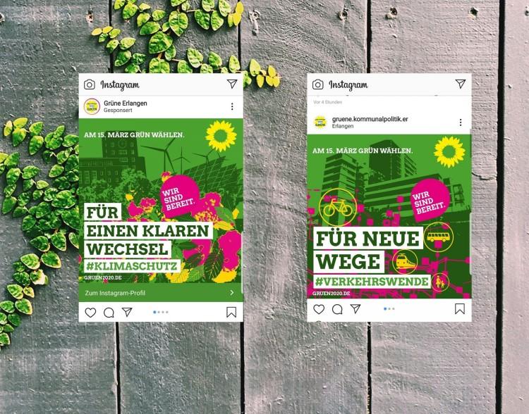 Kommunalwahl 2020 Die Grünen Erlangen