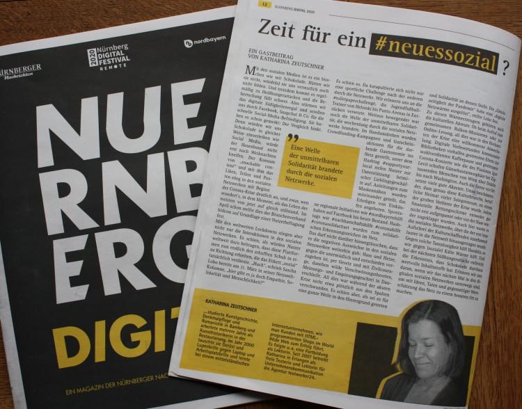 Gastbeitrag Nürnberg Digital Festival Remote #nuedigital